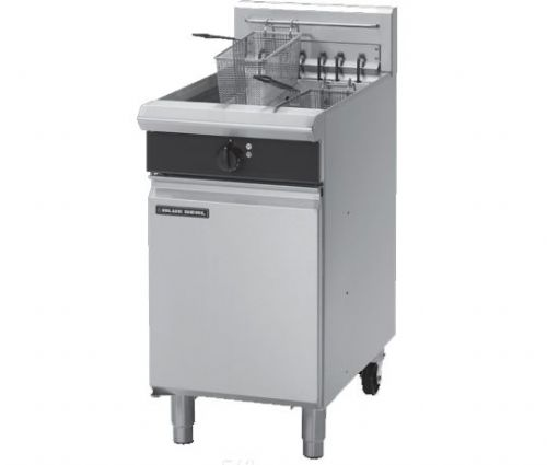 Blue Seal Evolution E43 VEE Ray Electric Single Tank Fryer